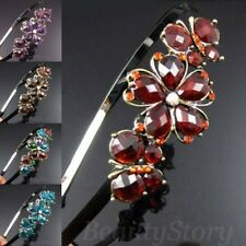 ADD'L Item FREE Shipping - Antiqued Rhinestone Butterfly Hair Band Headband