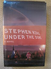 Stephen King – Under the Dome – Collector's ed. with cards - still in shrinkwrap