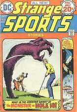 Strange Sports Stories (1973 series) #6 in Very Fine + condition
