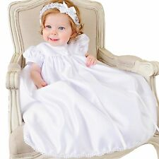 Christening Gown Ashley, Baptism Dress, Blessing Dress, Christening Girl