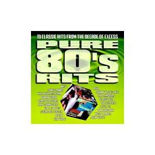 Pure 80's Hits Various Audio CD