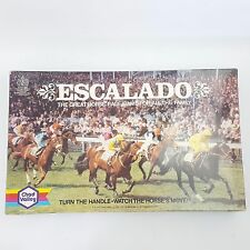 Escalado 1976 Spare Parts Horses Instructions Plastic Strap Clamps Chad Valley