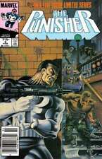 Punisher (1986 series) #2 in Near Mint condition. FREE bag/board
