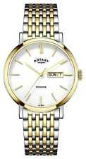 Rotary Mens Two Tone Gold Plated GB05301/01 Watch - 6% OFF!