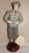 Teresa Thompson Artist Doll Historical Costume 1825 Gentleman