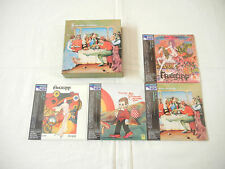 Fruupp JAPAN 4 titles Mini LP Blu-spec CD SS + PROMO BOX SET