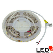 UL 12V 16.4-ft Water-Resistant Flexible LED Light Strip with 300xSMD2835 24W