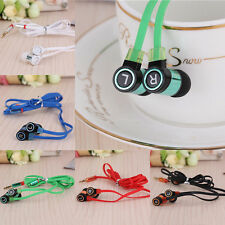 Stereo 3.5mm In Ear Headphone Earphone Earbuds For Cellphone MP3/4 Tablet