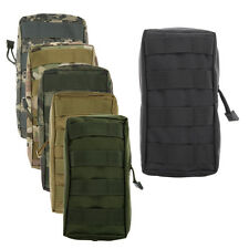 Airsoft MolleTactical Medical Military First Aid Nylon Sling Pouch Bag Case #BBU