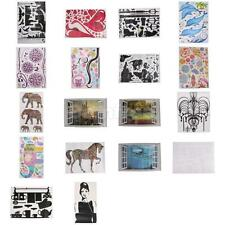 High Quality DIY Trendy Romantic Removable Wall Art Stickers Home Decor