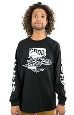 Brand New Crooks Castles Long Sleeve Mens Shirt Twisted Street Style Fast Sale!