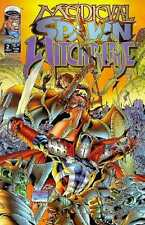 Medieval Spawn/Witchblade #2 in Near Mint condition. FREE bag/board