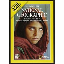 The Complete National Geographic: Every Issue Since 1888 of National Geographic