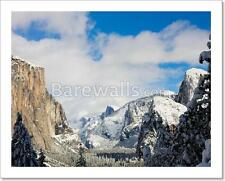 Yosemite National Park Art Print Home Decor Wall Art