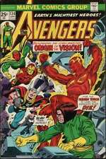 Avengers (1963 series) #134 in Very Fine - condition. FREE bag/board