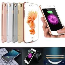 Thin External Charger Battery Power Bank Case Cover for iPhone 7 6S 6 Plus Usefu