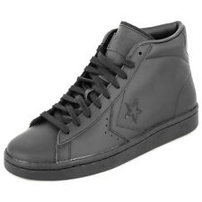 New Men's Converse Converse Pro Leather '76 Hi Black/black Footwear Hi-top Sn...
