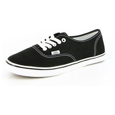New Men's Vans Authentic Lo-pros Black/white Footwear Sneakers Shoes Runners