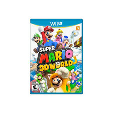 Super Mario 3D World (Nintendo Wii U, 2013)
