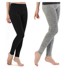 Belleap Womens YOGA Pants Running Gym Fitness Compression Lined Leggings 0933 AU