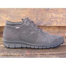 Shoes Igi&Co Man 66902 00 AU Sneakers Suede Walk Comfort Made in Italy Dark Grey