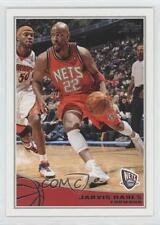 2009-10 Topps #179 Jarvis Hayes New Jersey Nets Basketball Card