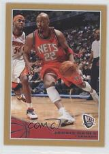 2009-10 Topps Gold #179 Jarvis Hayes New Jersey Nets Basketball Card