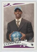 2005-06 Topps #224 Chris Paul New Orleans Hornets RC Rookie Basketball Card