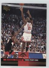 1993-94 Upper Deck Mr June #MJ5 Michael Jordan Chicago Bulls Basketball Card