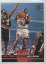1993-94 Upper Deck Mr June #MJ4 Michael Jordan Chicago Bulls Basketball Card