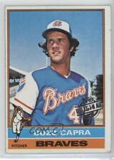 2015 Topps Original Buybacks #1976-153 Buzz Capra Atlanta Braves Baseball Card