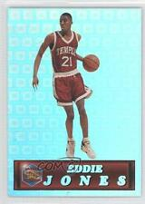 1994 Pacific Crown Collection Prism #25 Eddie Jones Temple Owls Basketball Card