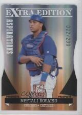 2011 Donruss Elite Extra Edition #44 Neftali Rosario Chicago Cubs Baseball Card
