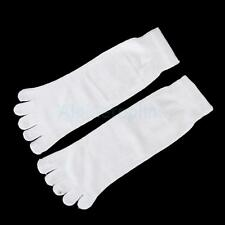 Pair Five Fingers Toe Ankle Socks Breathable Warm Comfort Sports Yoga