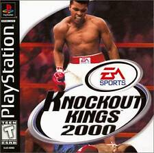 Knockout Kings 2000 (PlayStation 1) – Complete
