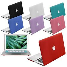 """Hard Rubberized Shell Case Cover+Keyboard Cover for Macbook Air Pro Retina 13"""""""