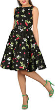 BlackButterfly 'Audrey' Vintage Joy Vintage 50's Rockabilly Swing Prom Dress