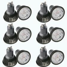 Ultra Bright MR16 GU10 CREE GU5.3 LED 4x3W ceiling lamp bulb 12W white light