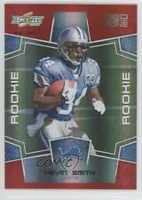 2008 Score Select Red Zone #380 Kevin Smith Detroit Lions Football Card