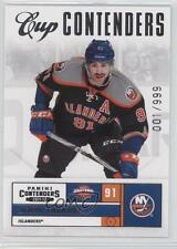 2011 Panini Playoff Contenders #117 John Tavares New York Islanders Hockey Card