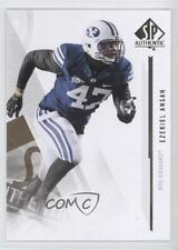 2013 SP Authentic #89 Ezekiel Ansah Brigham Young (BYU) Cougars RC Football Card