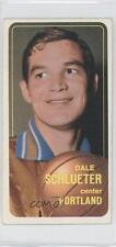 1970 Topps #164 Dale Schlueter Portland Trail Blazers RC Rookie Basketball Card