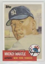 2010 Topps The Cards Your Mom Threw Out #CMT60 Mickey Mantle New York Yankees
