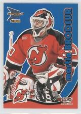 2000-01 Pacific Prism McDonald's Blue #20 Martin Brodeur New Jersey Devils Card