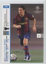 2007 2007-08 Panini UEFA Champions League UK Edition #U95 Lionel Messi Card