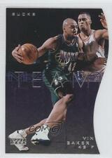 1997-98 Upper Deck Teammates #T29 Vin Baker Milwaukee Bucks Basketball Card