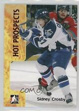 2005 In the Game Heroes and Prospects 361 Sidney Crosby Rimouski Oceanic (QMJHL)