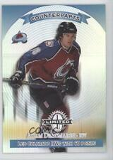 1997-98 Donruss Limited Exposure 161 Alexandre Daigle Adam Deadmarsh Hockey Card