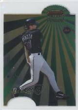 1998 Bowman's Best Mirror Image Fusion #MI20 Mike Piazza Ben Petrick Card