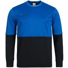 Mens Nike Long Sleeve Training Top Sweatshirt Running Football Gym  356804-493